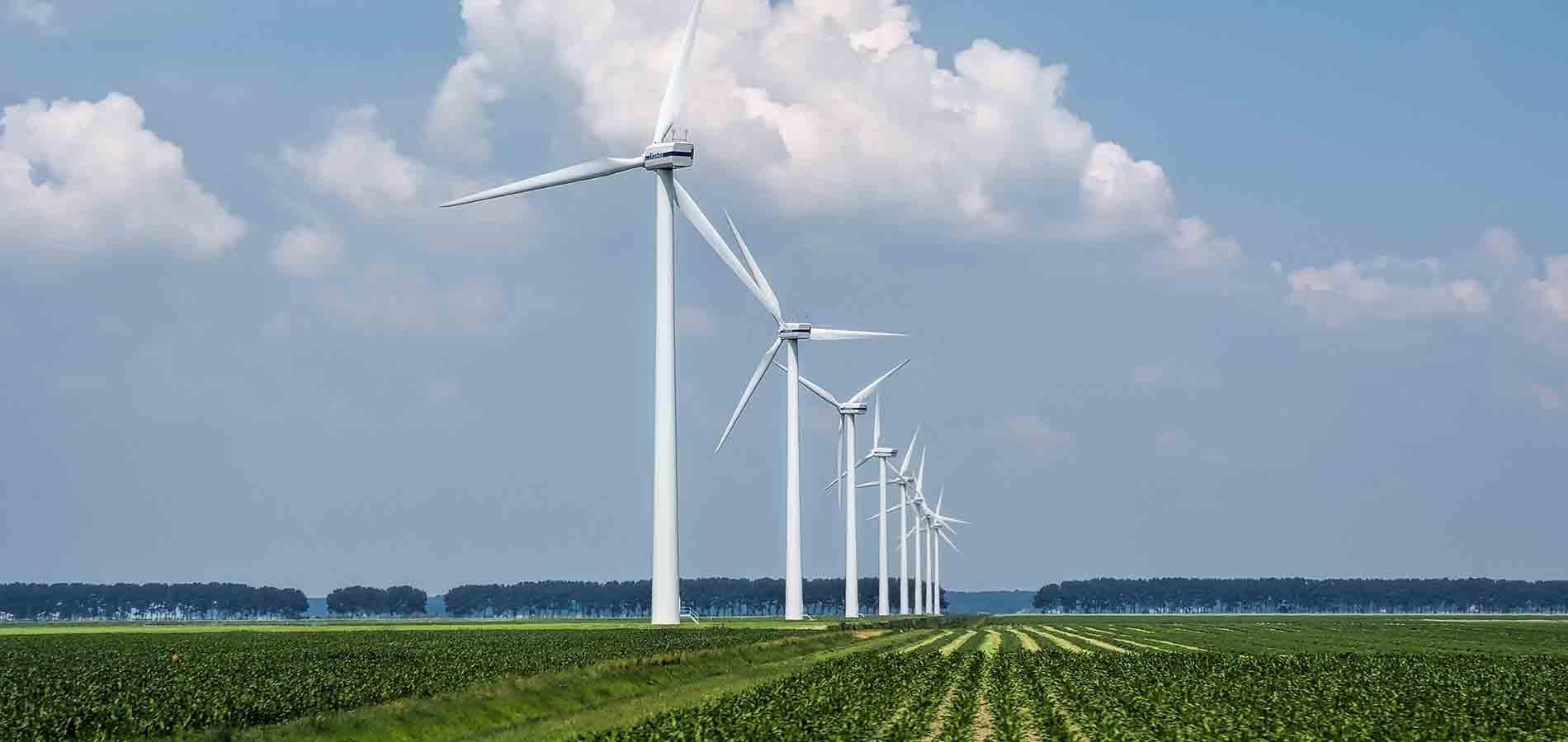 Medidas de seguridad en turbinas de energía eólica